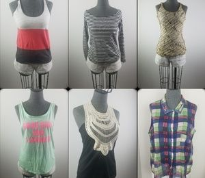 Tops - Shirt/Blouse Bundle